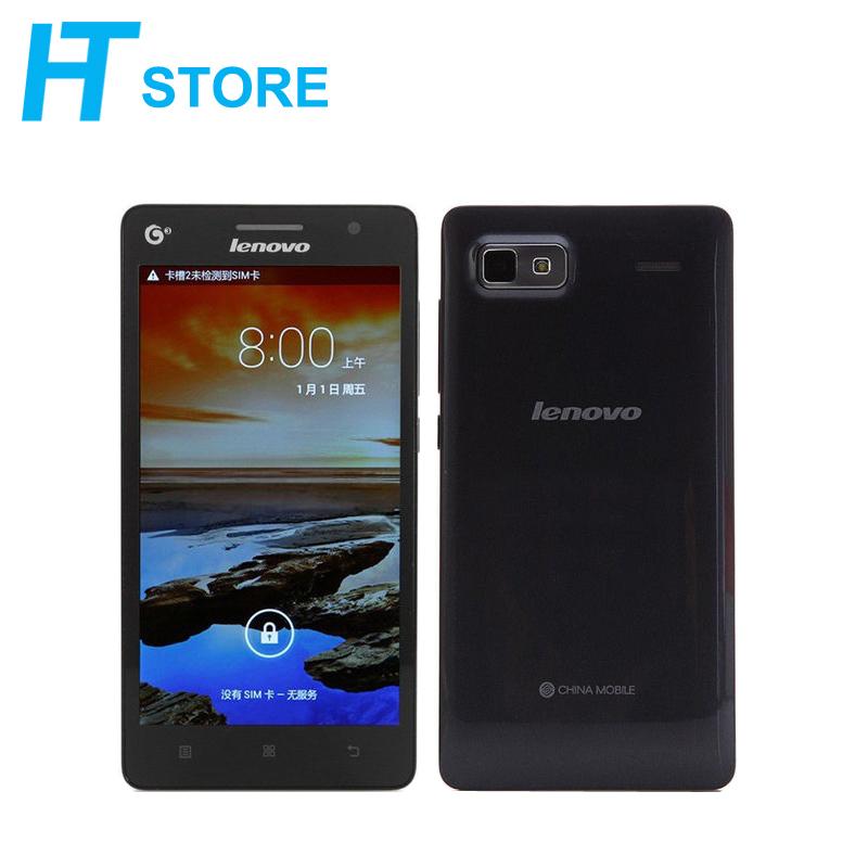 original 5 5 inch Lenovo A708T Android 4 2 2 SmartPhone MTK6582M Quad Core ROM 8GB