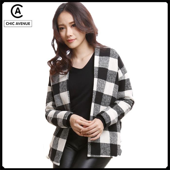 Collarless Jacket Pattern Jacket Casual Collarless