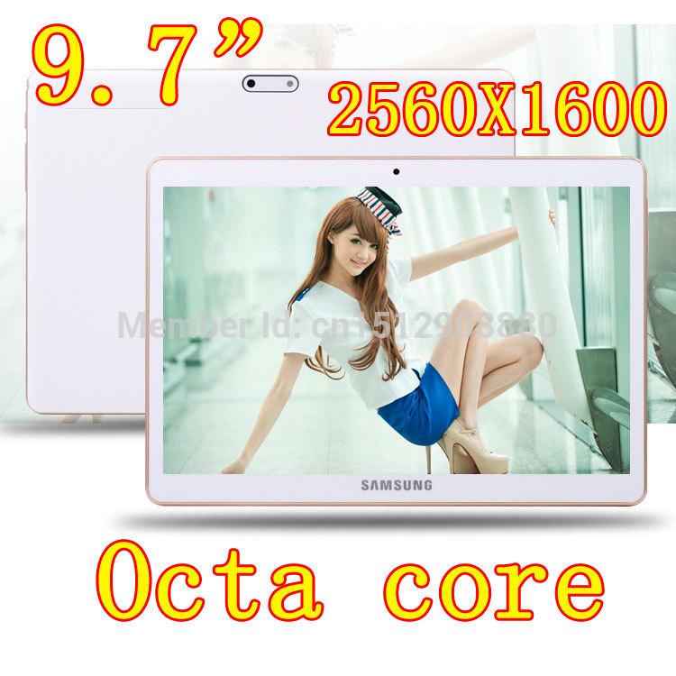 Планшетный ПК OEM 9,7 8 2560 X 1600 DDR3 4 32 8.0MP 3 G sim Wcdma + Gsm android4.4 7 8 9 сверло oem 3 12v pcb 0 8