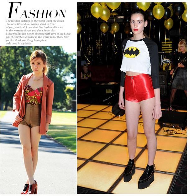Super Short Shorts For Women Women Summer Super Short