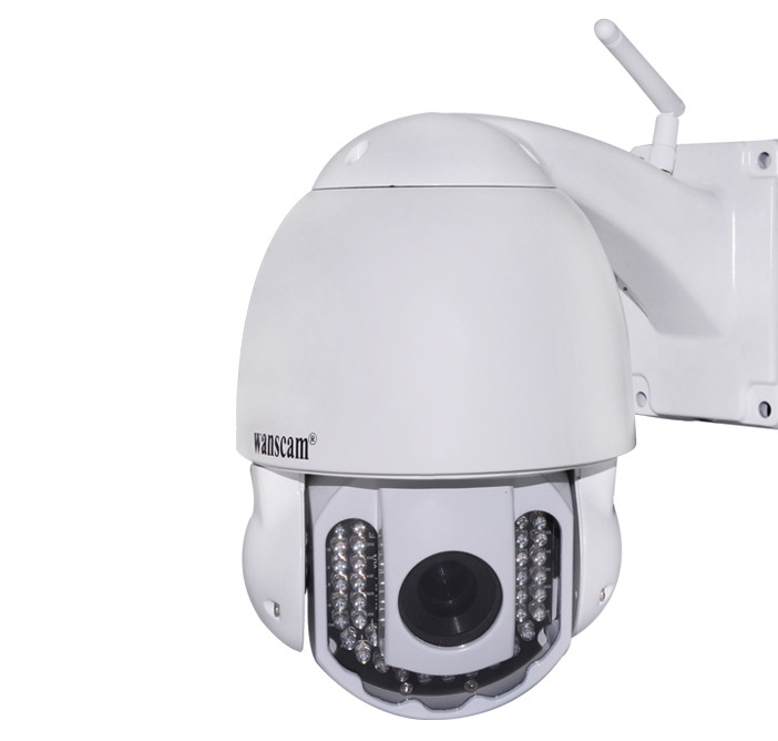 wireless ip camera Lens:4-9 mm,42 LED, IR distance 40M IP Outdoor camera ip camera sim card(China (Mainland))