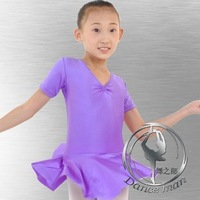 [Wu Zhi Lang]  hot sell fashion and comfort leotard for girls   AQ02-1