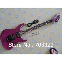 New TTM Devastator purple electric guitar case available free shipping