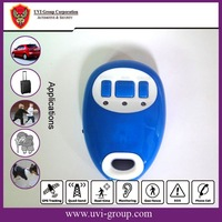 China Post Free Shipping!3pcs/lot.Lowest price Real time Tracking Mini GPS Tracker for Human and Animals GPS-PT203