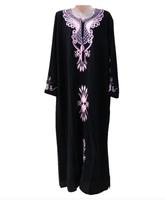burqa ,muslim wear, islamic clothes ,wool peach kaftan AY42