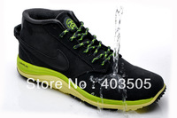 Trainers CR7 Cristiano Ronaldo NEW Nine Men Running Shoes Black & Green 02