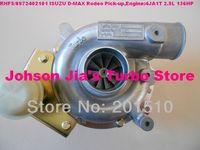 NEW RHF5/VIDA 8972402101 8973295881 Turbocharger for ISUZU D-MAX Rodeo Pick-up 4JA1T 2.5L Turbo