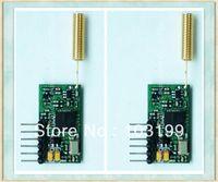 Retail Mini-size Wireless Data Module for Microcontrollers, RF Module 1km Distance TTL Interface 433MHz, Coil Antenna