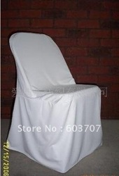Chair Covers Standard Round Top Folding Chairs(Wholesale Price with Free Shipping)(China (Mainland))