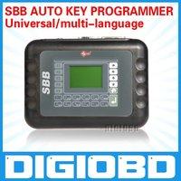 Free shipping silica sbb transponder key machine