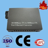 10/100M BIDI Single Mode Single Fiber Media Converter
