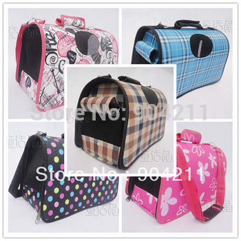 NEW PROMOTION CAT PET BAG waterproof dog carrier pet bag dog carrying bag 3 sizes 11 colors free shipping free gift