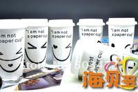 Crazy superheroes silica DIY ceramic cup