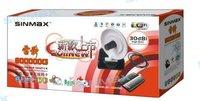 10PCS LeiYing 2010 hot 1000Mw High Power RTL8187L Chipset BT5 BT6 SINMAX 80000G USB Wireless Adapter Wifi lan card Free Shipping