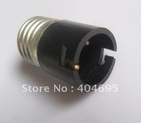 FREE SHIPPING 30PCS WHOLESALE Lamp Converter \ E27 turn to B22 lamp holder  Lamp Bases