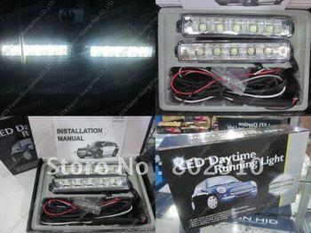 [super price]232mm*155mm*72mm LED Daytime Running Light (white color)