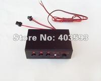 FREE SHIPPING 2 Ways LED Light Flasher Flash Strobe Controller Box