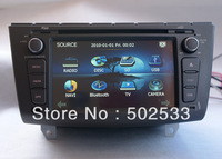 Custom Car DVD Player Radio GPS Navigation System with 6.2'HD LCD for Proton GEN-2/Persona