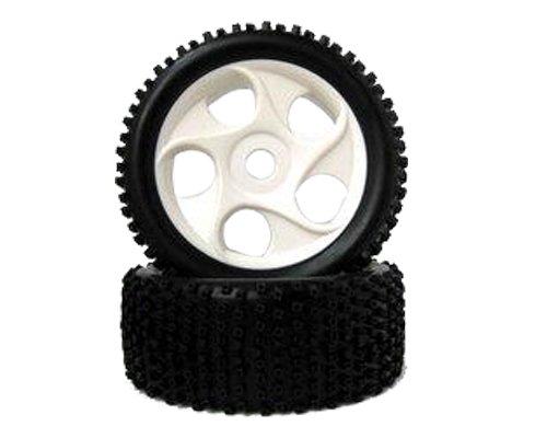 radio control car parts 1/8 off-road buggy Tire (Note:2Pcs/bag) hobby parts 180069(China (Mainland))