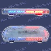 """24"""" High-power LED Mini-Lightar red/blue/amber/white LED-2340H, Warning Lights"""