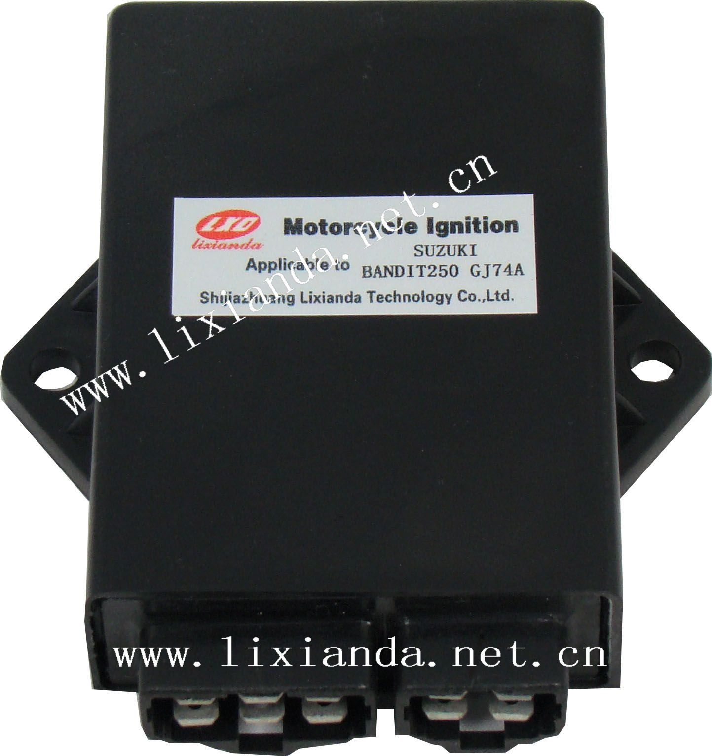 Digital electronic motorcycle parts CDI BANDIT250 GJ74A for SUZUKI motorcycle #LXD-GJ74A(China (Mainland))