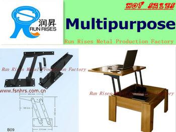 space saving furniture metal table mechanism B09