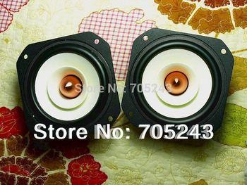 2pcs pair HiEND 4inch full range fullrange speaker defy lowther & fostex  (new NEO version)