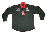 racing shirt ,F1  work clothes ,racing soprt dress,F1 sport garment