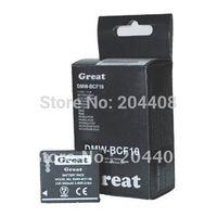 50pcs,940mah,DMW-BCF10E DMW-BCF10 BCF10E/BCF10 Replacement digital camera battery pack for panasonic Lumix DMC-FS4EB/FH22S/FP8K
