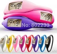 Lot 100pcs Free Shipping NEW Anion Sports Wrist Bracelet Silicon Unisex Watch/Ion watch