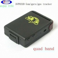 free shipping 5pcs/lot New car /auto personal gps tracker for pet  old man woman etc AVP031D(TK102)