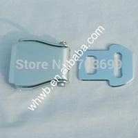 Top standard airplane buckle(aircraft  belt buckle)