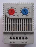 Dual Thermostat ZR 011,Normally open and normaly closed ,control temperature,10pcs/lots,new,wholesale/retail
