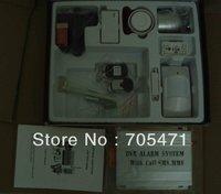 Home Security Wireless SMS/MMS GSM DVR Camera Alarm System support GSM/CDMA