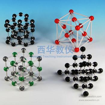 XCM-028-Crystal Structure Model Crystal Model Molecular model