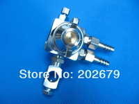 ST-6 air spray gun 1.0/1.3/1.3/2.0mm auto spray gun for wave soldering Casting cooling gun long nozzle auto spray gun