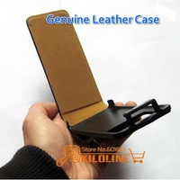 Genuine Leather case Cover For Nokia N8