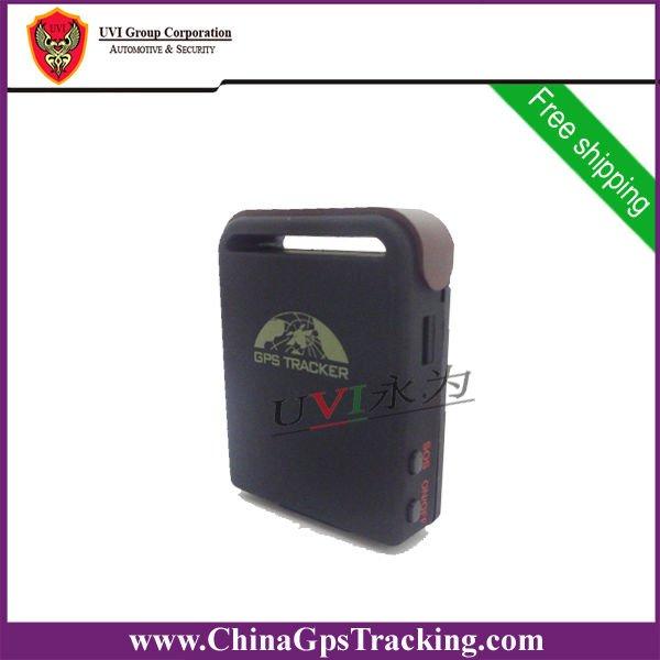 Upgrade Version GPS-TK102 GPS Tracker Support Memory for Vehicle / human / pet, gps data logger(China (Mainland))