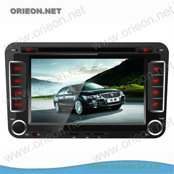"Hot selling 1pc/lot Brand new 7"" Special Car DVD with GPS for VOLKSWAGEN MAGOTAN SAGITAR / TOURAN / CADDY / GOLF/CC (OES003VW)"