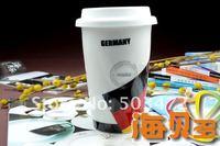 Losing money Manufacturers crazy price silicone lid mug