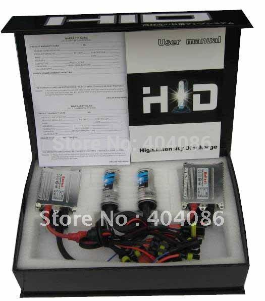 HID xenon kit at the best price 9005 9006 9007 9004 H1 H4 H7 H9 H10 H13/FREE SHIPPING(China (Mainland))