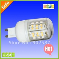 Free Shipping 20pcs/Lot hot 3.5W  48pcs SMD3528 G9 LED bulb, G9 LED Lamp