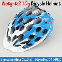 Free shiping bicycle Helmet for bike lover COSI 39hole helmet blue color