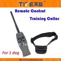 Free shiping~Dog Training Collar TZ-PET371 Electronic Remote Dog Training Collar+Waterproof+Six button to control
