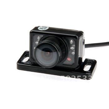 Car RearView  Parking Backup Reversing Camera IR Night Vision Weatherproof Free Shipping