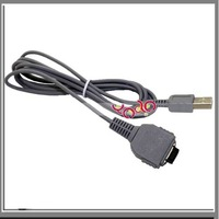 Free Shipping,Brand New USB Cable For Sony DSC-T2 T10 T20 DSC-H7 DSC-W80 W55,10pcs/lot-D3F01