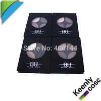 Hot sale! Black halo 4 color eyebrow makeup powder eye brow compact  .eyebrow compact shader BE9008 ;24 pcs/lot