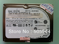 "Free Shipping  NEW  HS12YHA 120GB 3600RPM 8MB PATA 1.8""  ZIF HARD  Disk  Drive"