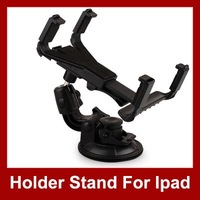 Universal Holder Stand For IPad MID GPS Netbook DV Stand Holder For Car BY Air Mail Free Shipping