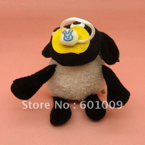 "Free shipping EMS 30/Lot Shaun The Sheep Baby Lamb TIMMY Plush Doll Toy 5.5"" Wholesale(China (Mainland))"